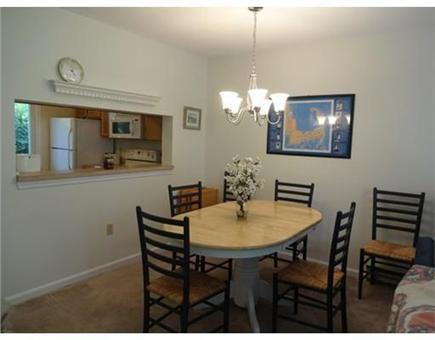 Ocean Edge, Brewster Cape Cod vacation rental - Dining with six chairs