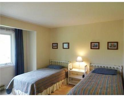 Ocean Edge, Brewster Cape Cod vacation rental - 2nd Bedroom with twin beds, large closet
