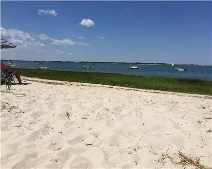 Barnstable Cape Cod vacation rental - Private beach is steps away.