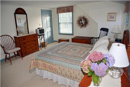 Barnstable Cape Cod vacation rental - Large queen bedroom gets lots of sun