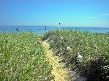 Sagamore Beach Sagamore Beach vacation rental - Walk over the dunes to Sagamore Beach & Cape Cod Bay!