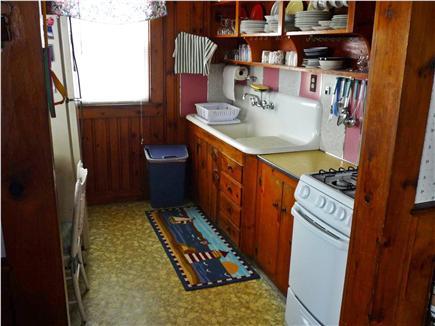 Sagamore Beach Sagamore Beach vacation rental - Kitchen with ocean view