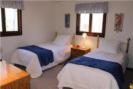Brewster Cape Cod vacation rental - Sea Horse room with two twin beds