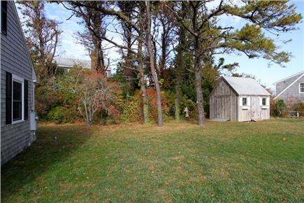 East Orleans Cape Cod vacation rental - Spacious yard great for outdoor games