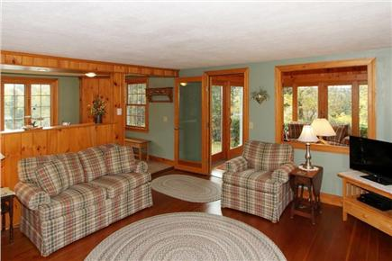 East Orleans Cape Cod vacation rental - Spacious living throughout