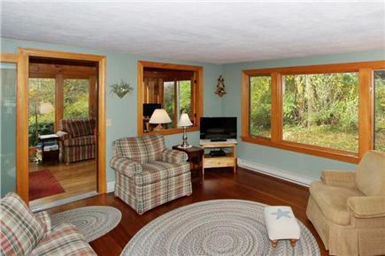 East Orleans Cape Cod vacation rental - Living Room (alternate view)