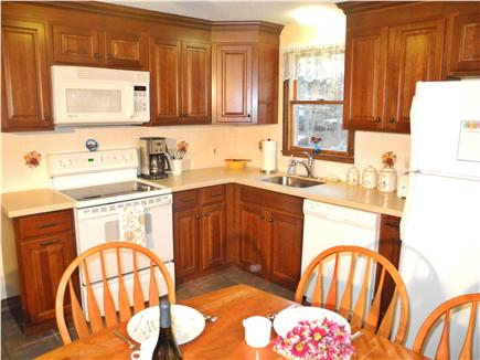Eastham Cape Cod vacation rental - Fully equipped eat in kitchen includes lobster pot