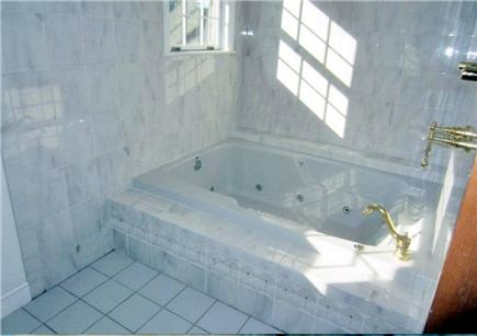 East Orleans Cape Cod vacation rental - Jacuzzi in master bath