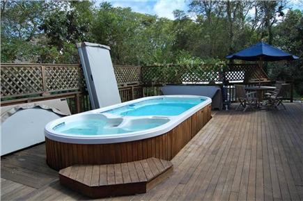 Eastham Cape Cod vacation rental - Pool/Hot Tub Spa