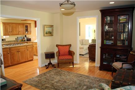 Eastham Cape Cod vacation rental - Library-additional sitting area