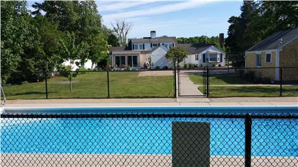 Harwichport Cape Cod vacation rental - Saltwater swimming pool