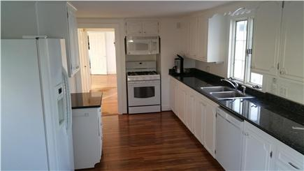 Harwichport Cape Cod vacation rental - Eat-in kitchen