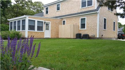 Harwichport Cape Cod vacation rental - Back of main house