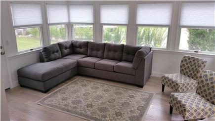 Harwichport Cape Cod vacation rental - Sun Room (converts to fifth bedroom)