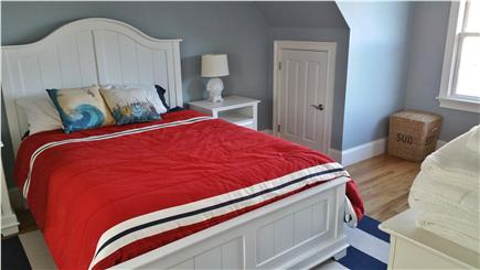 Harwichport Cape Cod vacation rental - Bedrooms in upper level of main house