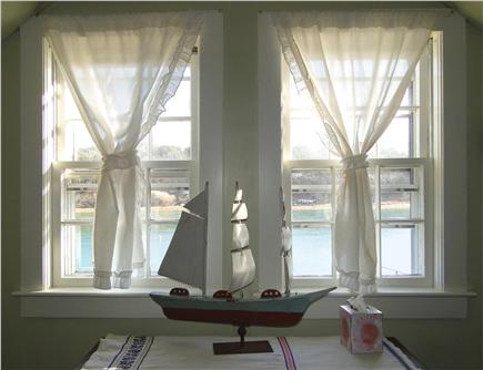 Chatham Cape Cod vacation rental - View of water from upstairs full bedroom
