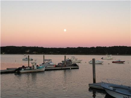 Chatham Cape Cod vacation rental - Sunsets from the lawn