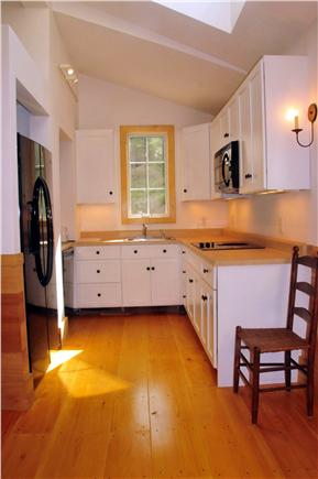 Truro Cape Cod vacation rental - Kitchen is equipped with all the modern equipment & tools