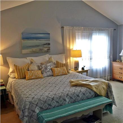 East Falmouth Cape Cod vacation rental - Master Bedroom