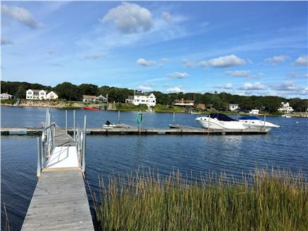 East Falmouth Cape Cod vacation rental - Kayak/Canoe launch just steps away