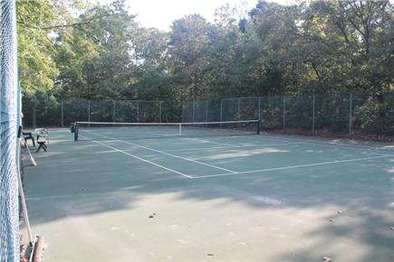 Orleans Cape Cod vacation rental - Private tennis court