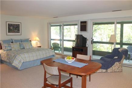 Orleans Cape Cod vacation rental - Master bedroom with king bed and bathroom