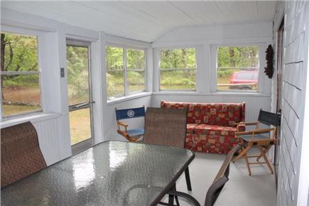 Eastham Cape Cod vacation rental - Three season room
