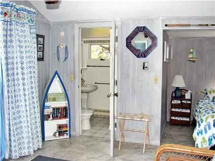 Wellfleet, Lt Island Cape Cod vacation rental - Bathroom in in law cottage