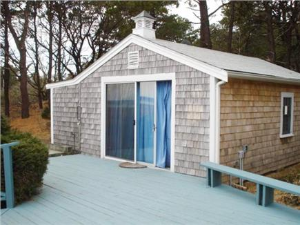 Wellfleet, Lt Island Cape Cod vacation rental - In-law cottage