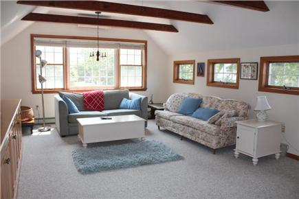 Eastham Cape Cod vacation rental - Upstairs TV room