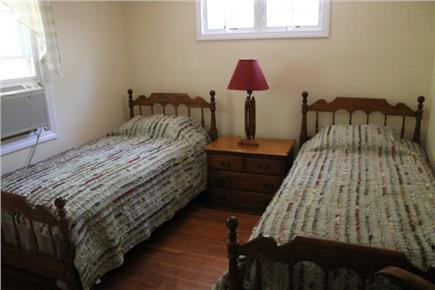 Eastham Cape Cod vacation rental - First floor bedroom with two twins