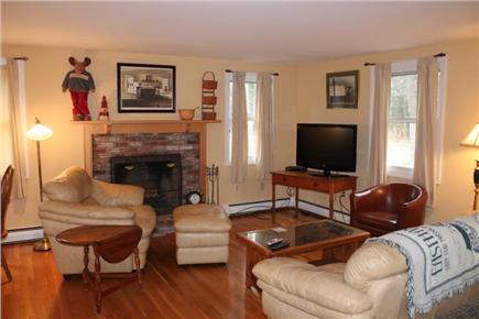 Eastham Cape Cod vacation rental - Sitting room