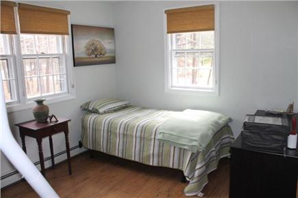 Eastham Cape Cod vacation rental - Bedroom with double / twin bunk bed and extra twin