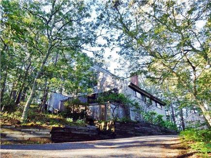 Wellfleet Cape Cod vacation rental - The house in the trees! ID # 25891