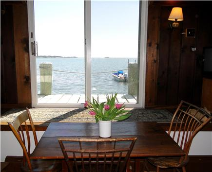 Pleasant Bay, South Orleans Cape Cod vacation rental - A quiet, lovely place to sit