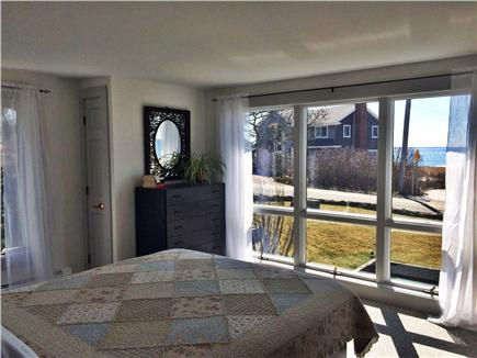 Provincetown Cape Cod vacation rental - Second bedroom - Queen bed - spectacular water views