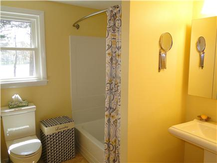 South Yarmouth Cape Cod vacation rental - Full bath with tub