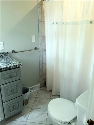 Hyannis Cape Cod vacation rental - Master bathroom