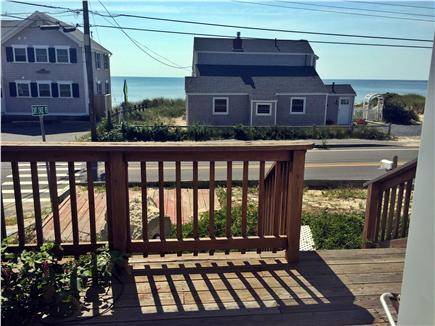 Dennis Port Cape Cod vacation rental - Views from front decks