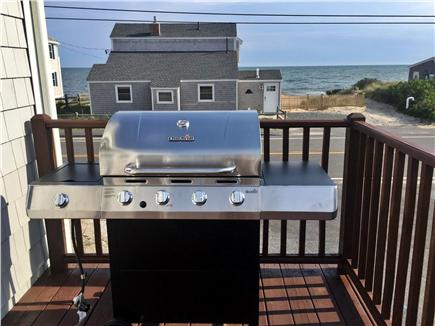 Dennis Port Cape Cod vacation rental - Views from grill