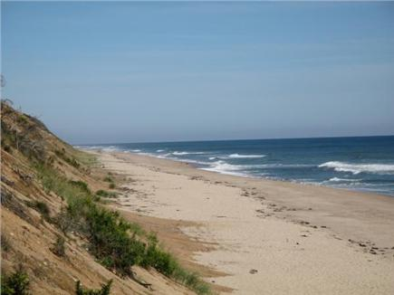 Eastham Cape Cod vacation rental - Nauset Light Beach - on the ocean side about 1.5 miles away