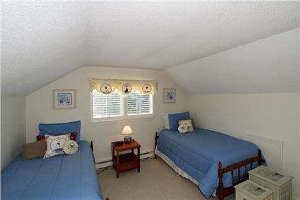 Brewster Cape Cod vacation rental - Enclosed loft (private third bedroom)- 2nd Floor