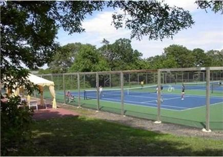 Brewster Cape Cod vacation rental - Access to tennis courts at additional hourly rate