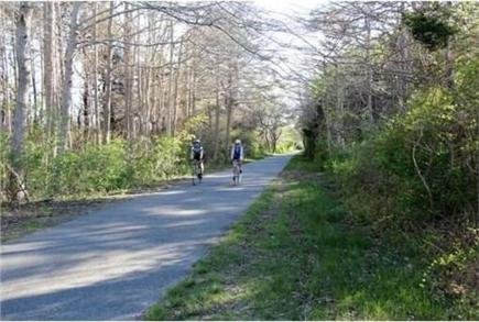 Brewster Cape Cod vacation rental - Direct access to bike trail from Ocean Edge