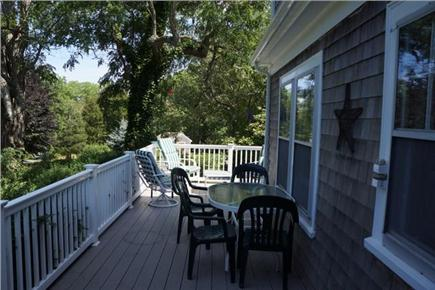 East Orleans Cape Cod vacation rental - Outside living.