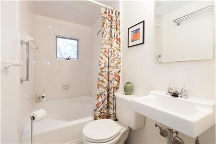 Orleans Cape Cod vacation rental - Full bath (across the hall from the second bedroom)