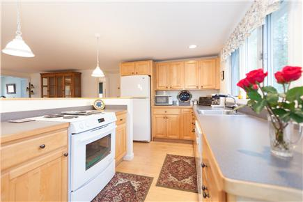 Orleans Cape Cod vacation rental - Great kitchen, updated appliances.