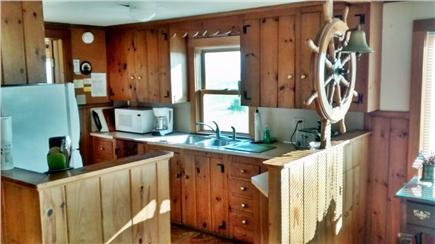 Sagamore Beach Sagamore Beach vacation rental - Galley kitchen