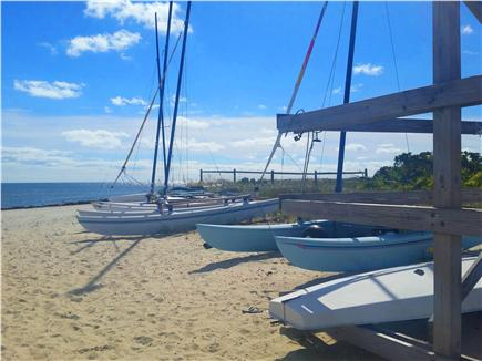 West Dennis Cape Cod vacation rental - Gorgeous South Village Beach 9/10 mile