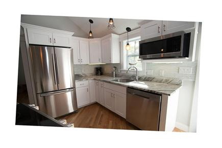 West Yarmouth Cape Cod vacation rental - Old Cape Cod meets modern kitchen w/ Samsung appliances and more!